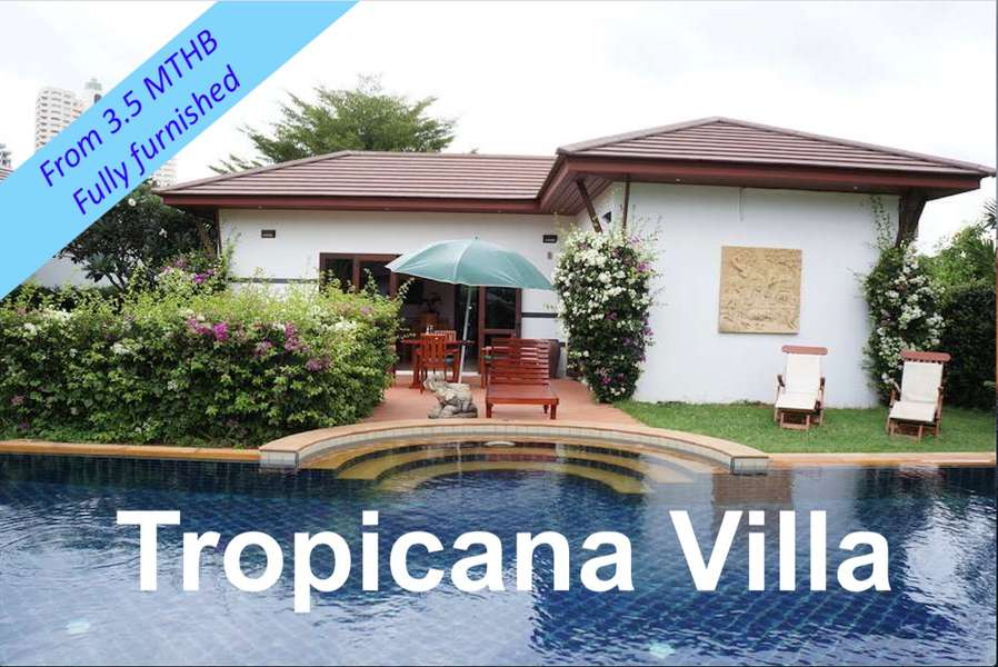 Tropicana Villa Project