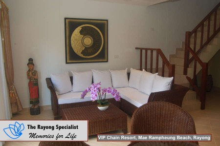 Oasis Garden Pool Villa in VIP Chain Resort Mae Rampheung Beach Rayong 00008