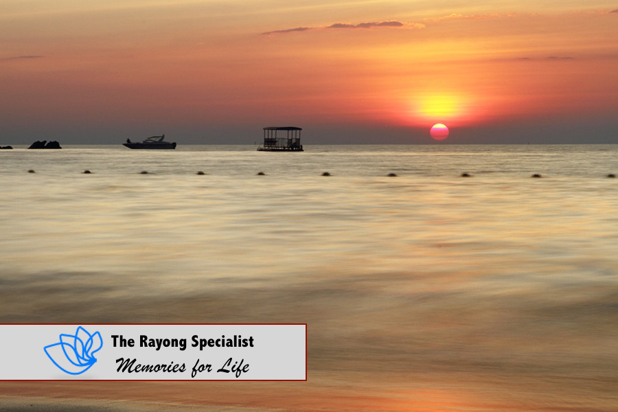 Sunset on Koh Samet Rayong2