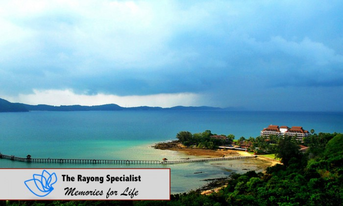 View of Rayong Resort and Koh Samet