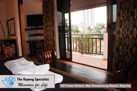 Oriental Thai Pool Villa VIP Chain Resort Mae Rampheung Beach Rayong 00028