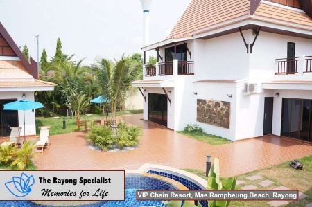 Oriental Thai Pool Villa VIP Chain Resort Mae Rampheung Beach Rayong 00030