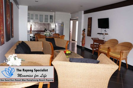 Sea Sand Sun Resort Mae Rampheung Beach Rayong 30