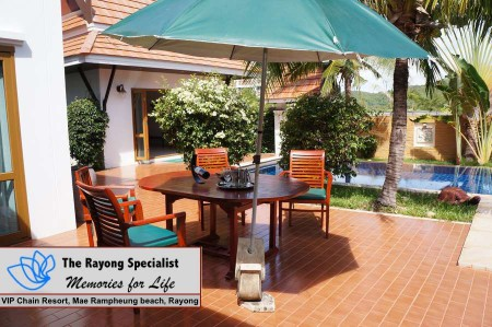 Thai Pool Villa VIP Chain Resort Rayong 29
