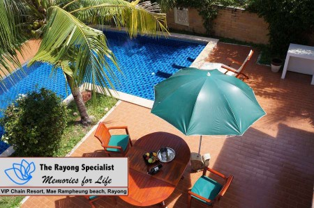 Thai Pool Villa VIP Chain Resort Rayong 30