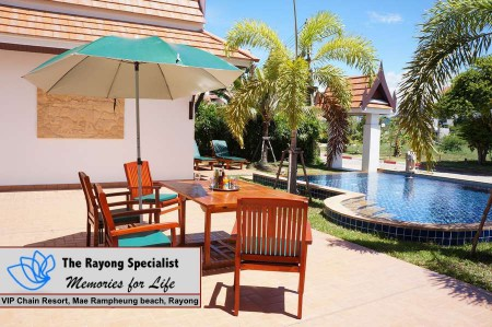 The Oriental Thai Pool Villa VIP Chain Resort Rayong 17