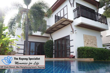 Tropicana Pool Villa VIP Chain Resort Rayong 22