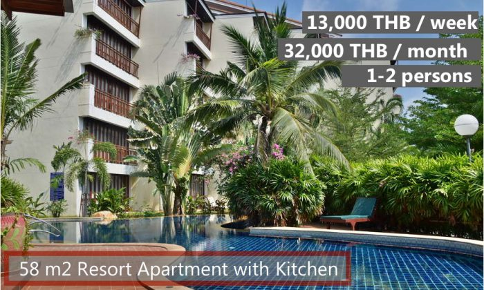 E Rent a luxury apartment in VIP Chain Resort Rayong