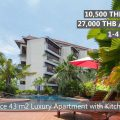 E Tropical Beach Apartment in VIP Chain Resort Rayong Thailand