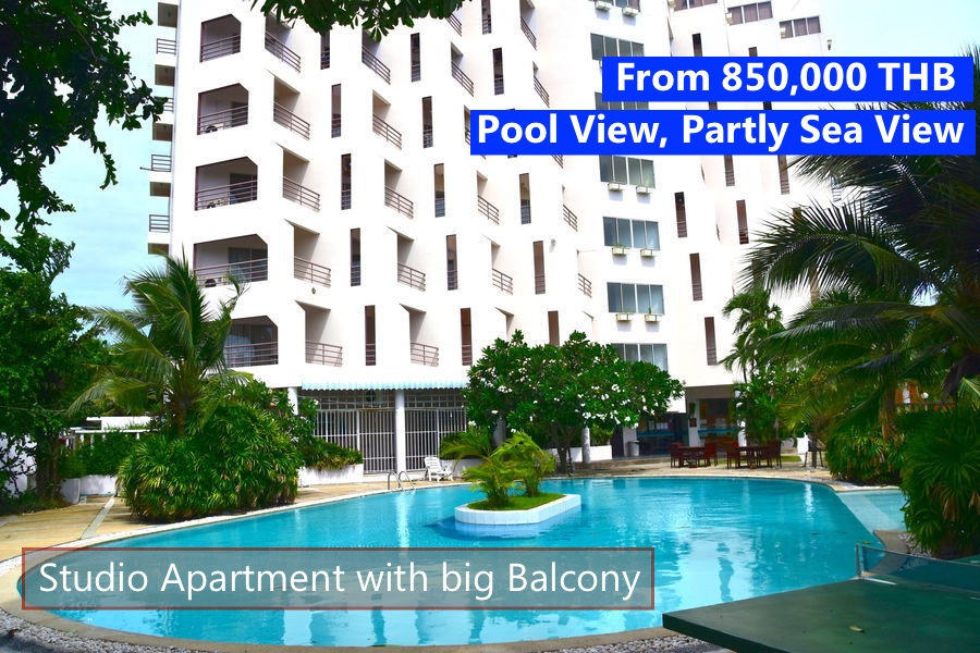 Buy A Cheap Apartment In Sea Sand Sun Resort Rayong