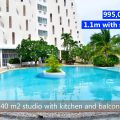 Sea Sand Sun beach apartment in Rayong Thailand 2