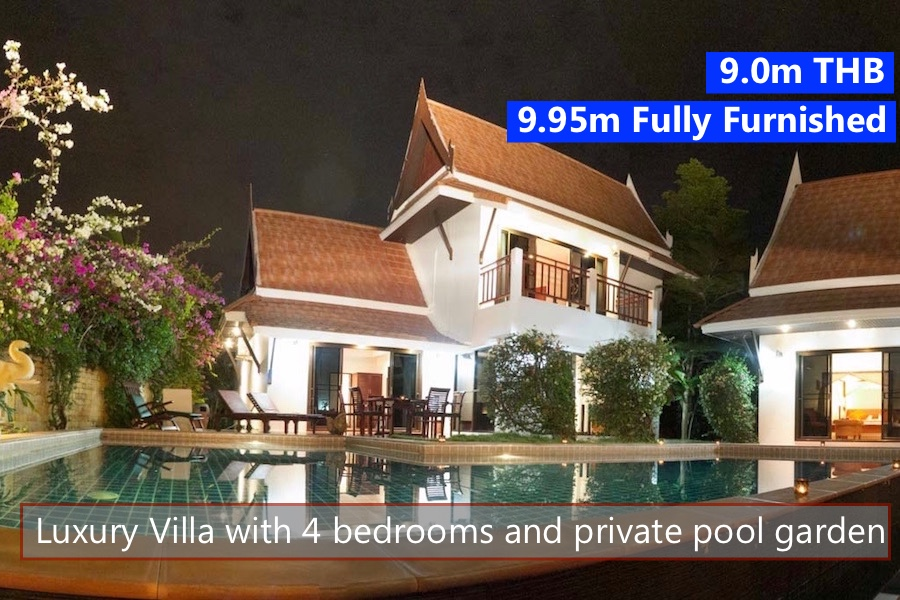 Thai Pool Villa 108 NO9 (1)