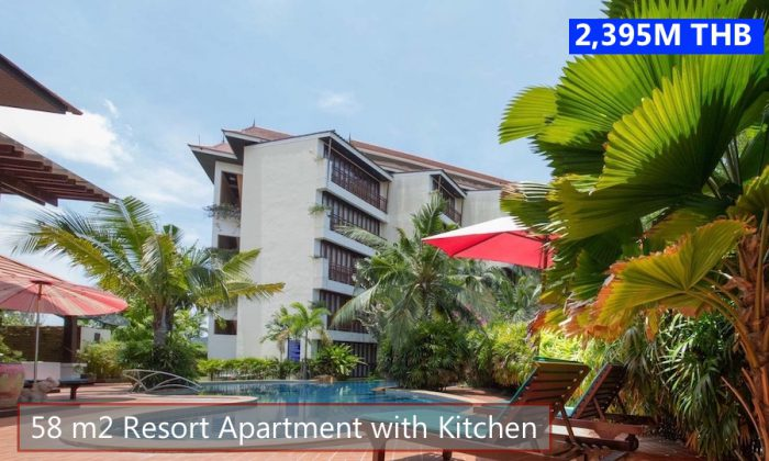 Tropical Beach Apartment Rayong Thailand