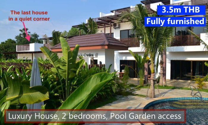 Long term rental in Rayong, Thailand
