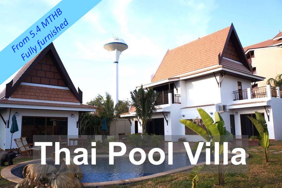 Oriental Thai Pool Villa Project