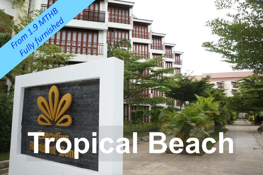 Tropical Beach Project