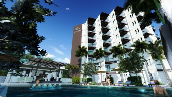 Tiffani Beach Condominium1 Rayong