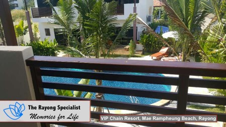 Oasis Garden Pool Villa in VIP Chain Resort Mae Rampheung Beach Rayong 00003