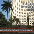 E Holiday apartment for rent at Mae Rampheung Beach, sea view condominium, newly renovated 1 bedroom 70 m2
